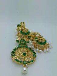 Jadau Earring