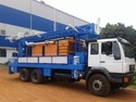 Man Truck Mounted Water Well Drilling Rig