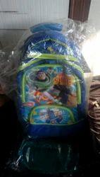 Blue Boy School Bag