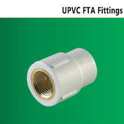 Female UPVC FTA Pipe Fitting, Thickness: 3 - 15 mm