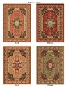 Oriental Heat Set Carpet