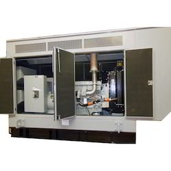 Industrial Sound Proof Enclosure