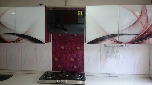 Modular Kitchens Designing Service Wooden Modular