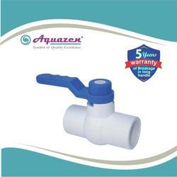UPVC Long Handle MS Ball Valve