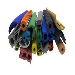 Silicone Rubber Profiles Multiple Colors