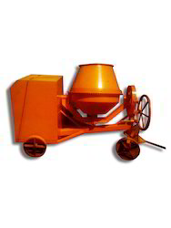 Half Bag Concrete Mixer - Electric Operated