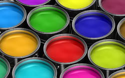 Textile and Paint Pigment Paste