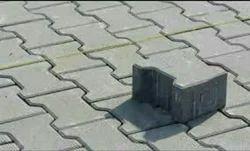 Floor Intreloking Blocks, Size: 12 X 4  X 2 In.