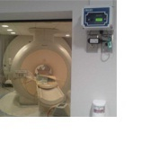 Oxygen Monitor for Helium & MRI rooms