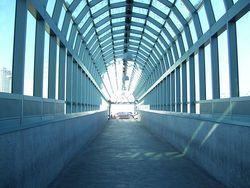 Walkway Roofing Structures