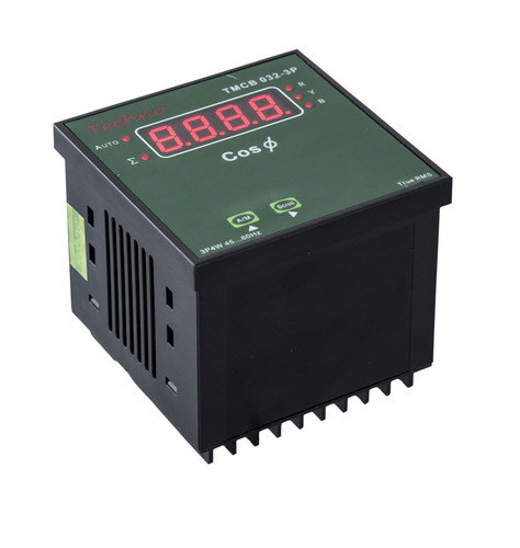 Techno Three Phase Power Factor Meter TMCB032 3P