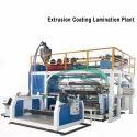 Extrusion Coating Lamination Plant