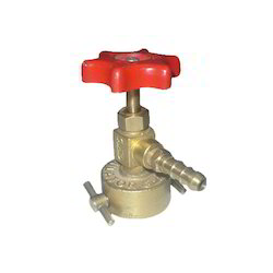 Brass Regulator With Nozzle