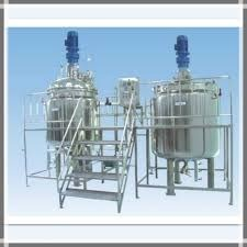 Pesticide Mixing Machine