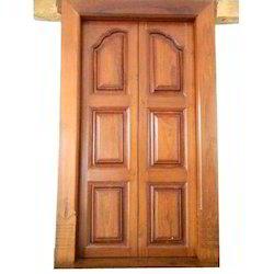 Wooden Door, For Hotel & Home