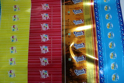 Customized Confectionery Wrappers