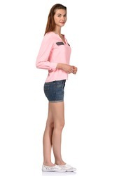 Pink Girls Garments
