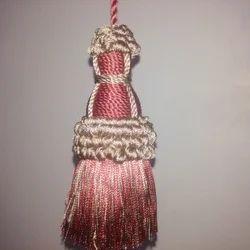 Vertical Silk Key Tassel