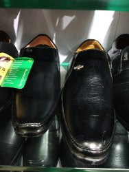Black Formal Shoe