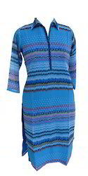 Fashion Printed Designer Tunic