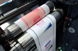 Online Flexo Color Printing Machine