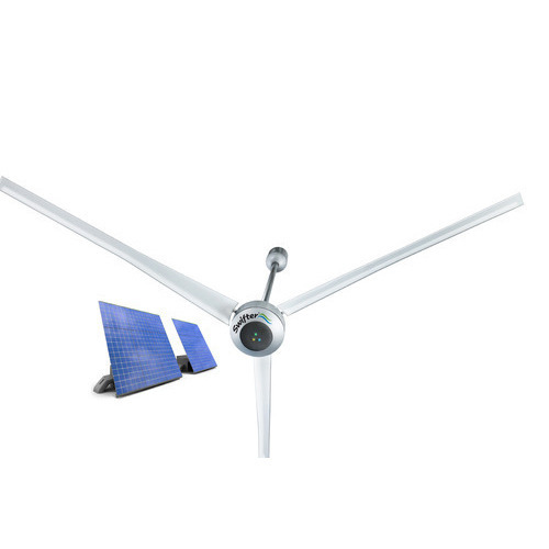Solar ceiling fans at rs 2000 units solar powered ceiling fans solar ceiling fans aloadofball Image collections