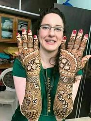 International Mehndi Designer