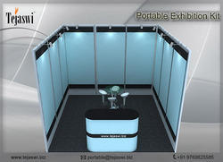 Portable Exhibition Kit Store Maharashtra : Portable exhibition kit in mumbai पोर्टेबल