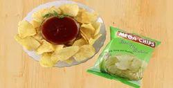 Mega Cream N Onion Chips