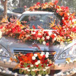 Wedding car decoration in kolkata wedding car decoration junglespirit Images