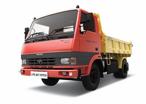 Tata Lpk 407 Tipper   Tata Motors Ltd    Retailer in Raigarh