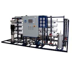 Soda Water and Mineral Water Plant