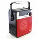 4 Charge 3 Watts Bt Speaker 4s09, Size: Medium