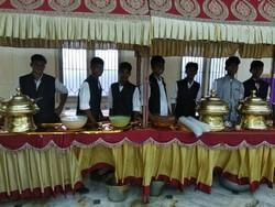 Outdoor Catering Services & Service Boys