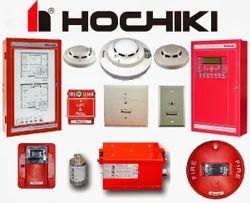 Hochiki Fire Detection System