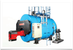 Thermax Gas Fired Boiler
