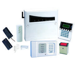 Wired Intruder Alarm Systems