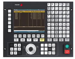 CNC Operator Panel
