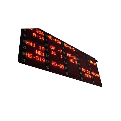 LED Display Board - Tri Colour LED Display Board Manufacturer from