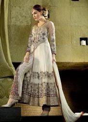 Poly Net Indo Western Dress