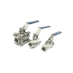 Parker Legris SS Ball Valves Low/Medium Pressure
