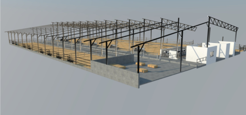 Shed Designing In Sahibabad Ghaziabad Id 8279490848
