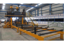 Primo Automatic H Beam Welding Production Line