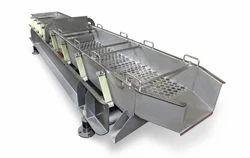 Stainless Steel Vibratory Conveyors, Type : Vibrating, Length : 1-10 , 10-20 Feet