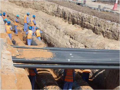 Pipe Lines & Sub-Terrain Construction Service in Balanagar