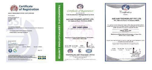 Aar Aar Technoplast Pvt  Ltd  - Manufacturer from Mathura