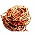 Sandalwood Bead Necklace