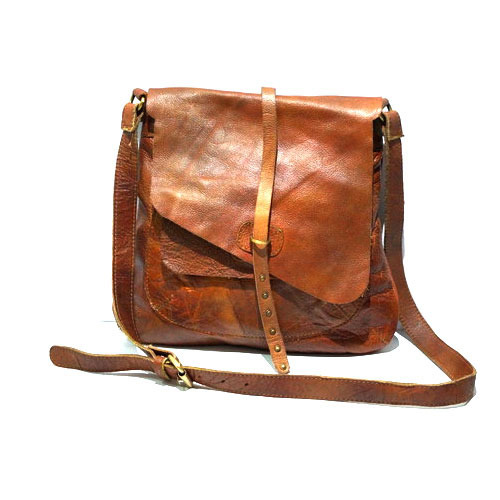 Las Leather Sling Bag
