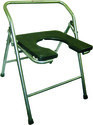 Albio Commode Chair U-Cut Bent