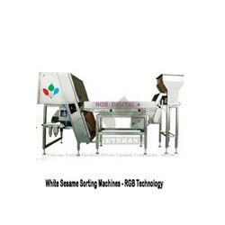 White Sesame Sorting Machines